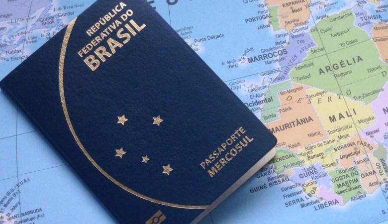 passaporte brasileiro - Viagens Internacionais: 5 itens indispensáveis